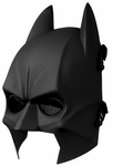 Batman Airsoft Mask, Black