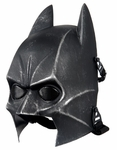 Batman Airsoft Mask, Weathered Black