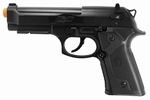 Beretta Elite II CO2 Airsoft Pistol, Black