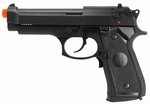 Beretta P92 FS Electric Airsoft Pistol, Black AEP