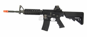 BOLT Airsoft BRSS SOPMOD M4 AEG w/ Electric Recoil, Black