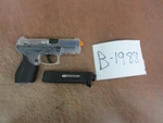 Clear KWC Taurus CO2 Pistol - BONEYARD