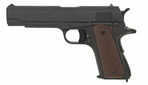 CM123 AEP Electric Airsoft 1911 Pistol w/ Battery and Charger