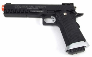Colt 2009 Rail Concept 1911 CO2 Blowback Airsoft Pistol