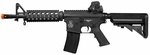 Colt M4 CQB Full Metal RIS AEG with 2 Mags, Black by Cybergun