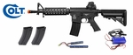 Colt M4 CQB RIS Full Metal M4 Ultra Combo - Airsoft Station Exclusive