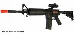 Colt M4A1 Full Auto Electric Rifle w/ 2 Mags, Metal Gearbox