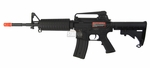 Colt M4A1 Full Auto Electric Rifle w/ 2 Mags, Metal Gearbox + Power Booster Pack