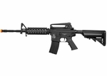 Colt M4A1 Full Metal AEG Airsoft Rifle with FULL RIS and Crane Stock