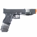 Combat Delta 2-In-1 Airsoft Pistol