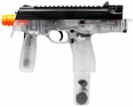 Combat Zone MAG-9 Electric Gun, Clear