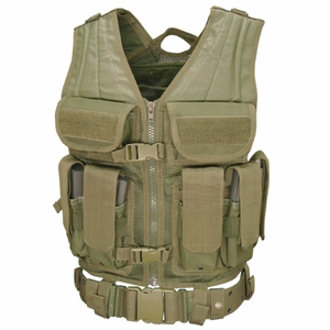 Condor Elite Tactical Vest, OD Green