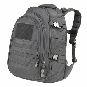 Condor Mission Pack Backpack, Black