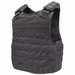 Condor MOLLE Defender Plate Carrier, Black