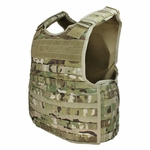 Condor MOLLE Defender Plate Carrier, MultiCam