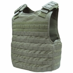 Condor MOLLE Defender Plate Carrier, OD