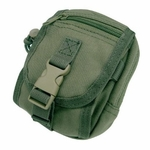 Condor MOLLE Gadget Pouch, OD Green