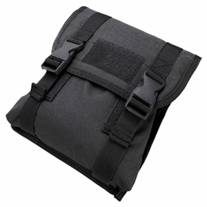 Condor MOLLE Large Utility Pouch, Black