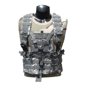 Condor MOLLE Modular Chest Rig/Hydration Carrier, ACU