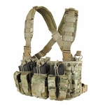 Condor MOLLE Recon Chest Rig - Multicam