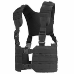 Condor MOLLE Ronin Chest Rig, Black