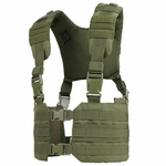 Condor MOLLE Ronin Chest Rig, OD Green