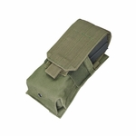 Condor MOLLE Single M4 Magazine Pouch, OD Green