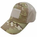 Condor Outdoor Mesh Tactical Cap, Multicam