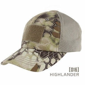 Condor Outdoor Tactical Mesh Cap, KRYPTEK Highlander