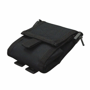 Condor Roll-Up Utility Pouch, Black
