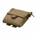 Condor Roll-Up Utility Pouch, Tan