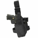 Condor Tornado Tactical Leg Holster, Black