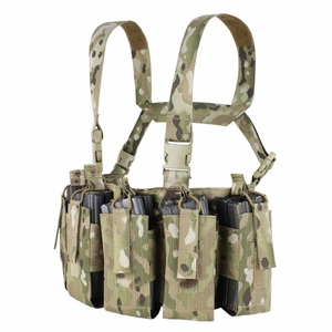 Condor US1051 Barrage Chest Rig, MultiCam