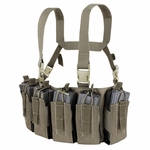 Condor US1051 Barrage Chest Rig, Ranger Green