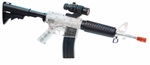 Crosman R73 Clear Electric Airsoft Rifle
