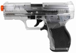 Crosman Stinger P9T Airsoft Pistol Kit Clear/Black