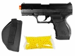 Crosman Stinger P9T Spring Airsoft Pistol with Holster