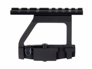 Metal AK Side Mount Scope Rail