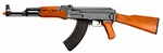 CYMA CM028 AK47 Electric Airsoft Rifle FULL METAL, 380 FPS