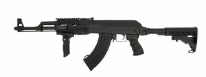 CYMA CM028C AK-47 Tactical AEG with Retractable LE Stock, Full Metal