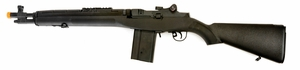 CYMA CM032A M14 SOCOM AEG Airsoft Rifle, Black