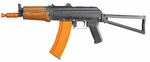 CYMA CM035A Full Metal AKS74U AEG - Real Wood Version