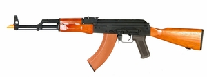 CYMA CM036A Full Metal AKM AEG with Real Wood Stock and Grips
