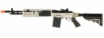 CYMA M14 EBR RIS FULL METAL AEG Airsoft Rifle with Crane Stock