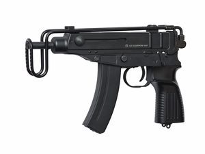 CZ Scorpion Vz61 Full Auto Electric Airsoft SMG (AEP) by JG