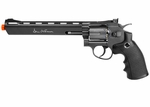 "Dan Wesson 8"" CO2 Airsoft Revolver, Grey"