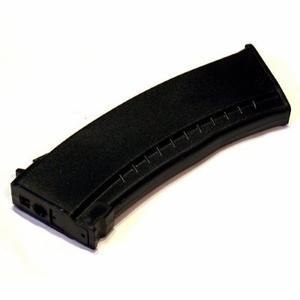 Dboys AK74 High Cap Magazine, 500 Rounds, Black