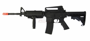 Dboys Full Metal M4 RIS AEG, Tactical Airsoft Gun