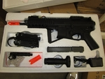 Dboys Full Metal PDW AEG � USED