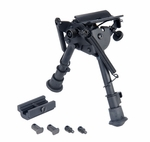 Dboys Harris Style Bipod, Short with RIS Adapter